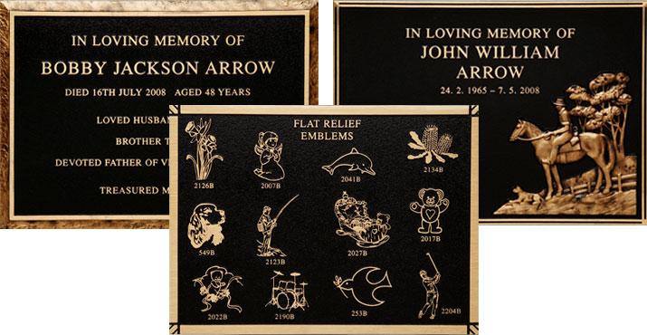 Memorial Products Noosa Trophy Amp Engraving Centre